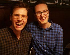 Abel Hartman en Alexander vd Berg